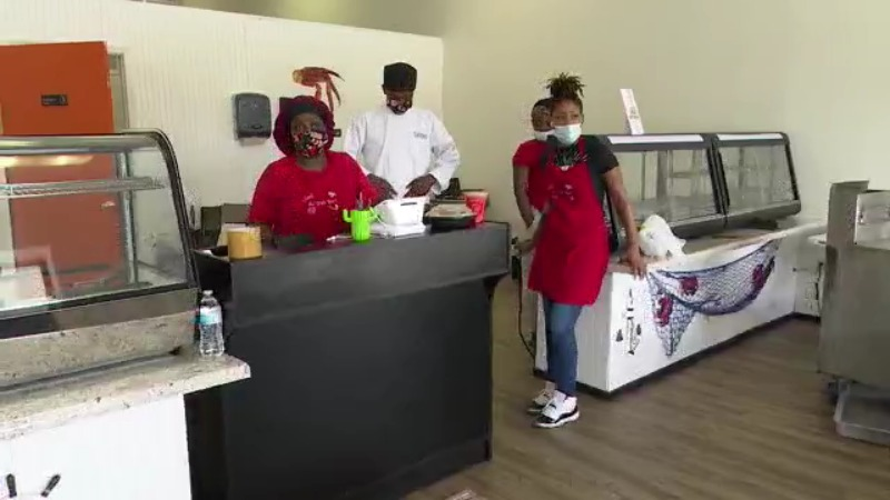 Jamestown family-owned restaurant helping keep teenagers on the right track