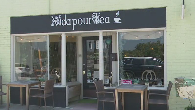 Small Business Spotlight: Vida Pour Tea