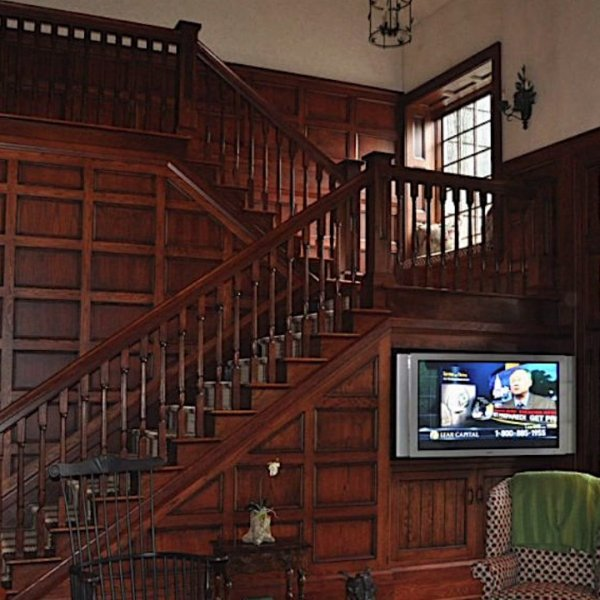 Goodman Millwork in Salisbury turn homes into works of art