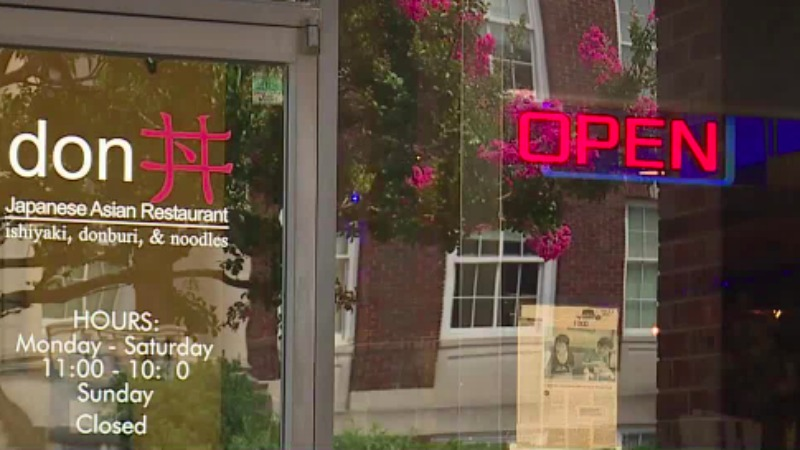 Greensboro restaurant, coffee shop on Tate Street broken into