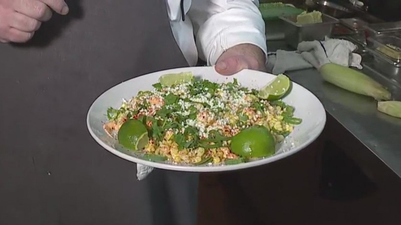 Mozelle's Southern Bistro in Winston-Salem shares a fresh, flavorful street corn recipe