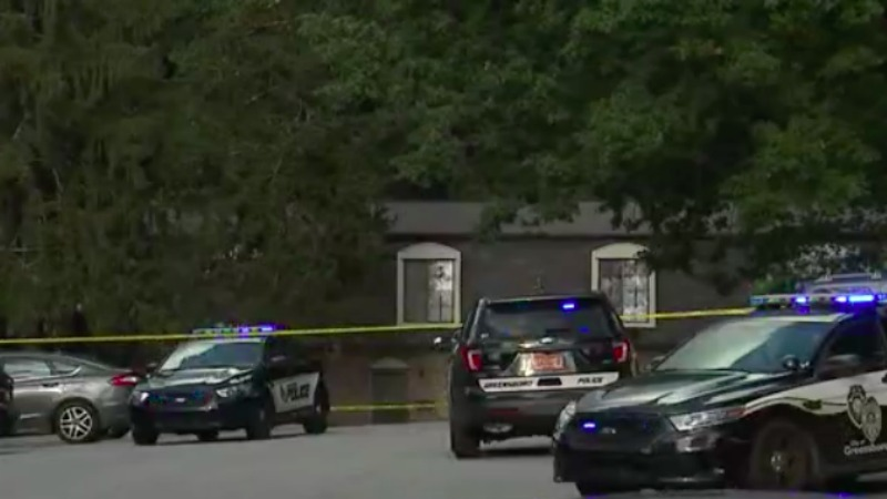 Greensboro police investigating scene after victim shot, taken to hospital