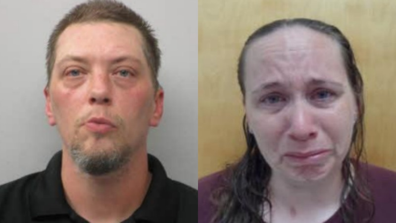 Judson Sier Dunnavant, 38, of Siler City, and Tricia Ann Bissett, 33, of Siler City.