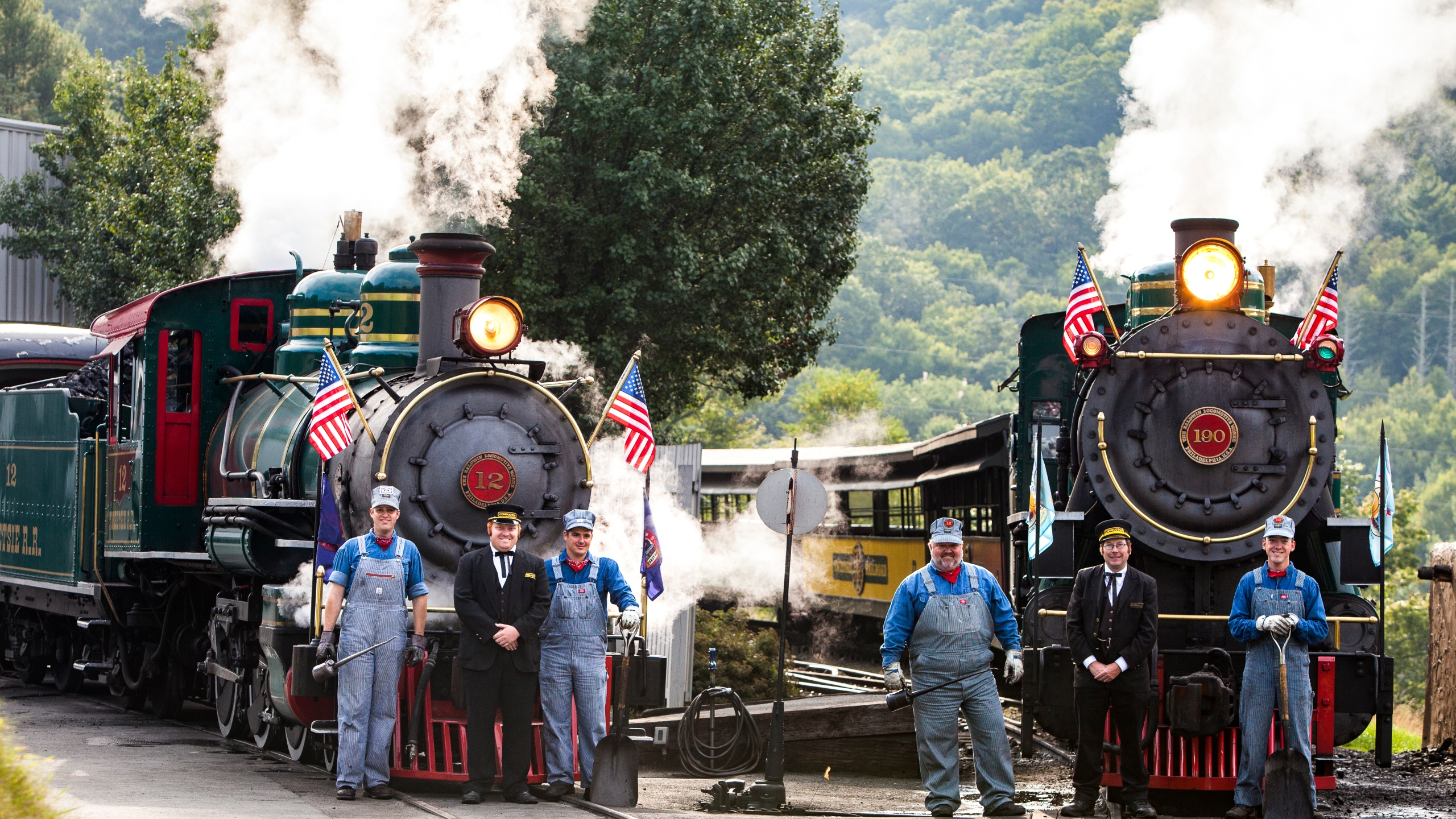 (Photo courtesy of Tweetsie Railroad)