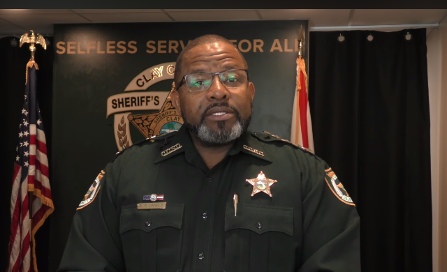 Sheriff Darryl Daniels (Clay County Sheriff's Office/Facebook)