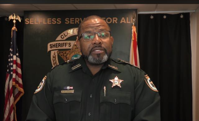 Sheriff Darryl Daniels (Clay County Sheriff's Office/Facebook)