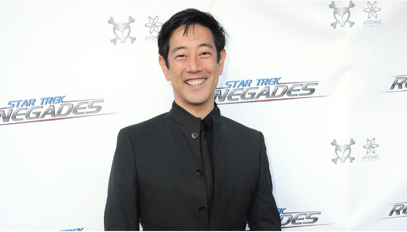 "Actor Grant Imahara attends the premiere of""Star Trek: Renegades"" held at Crest Westwood on Aug. 1, 2015, in Westwood, California. (Albert L. Ortega/Getty Images)"