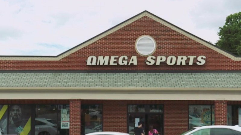 Small Business Spotlight: Omega Sports