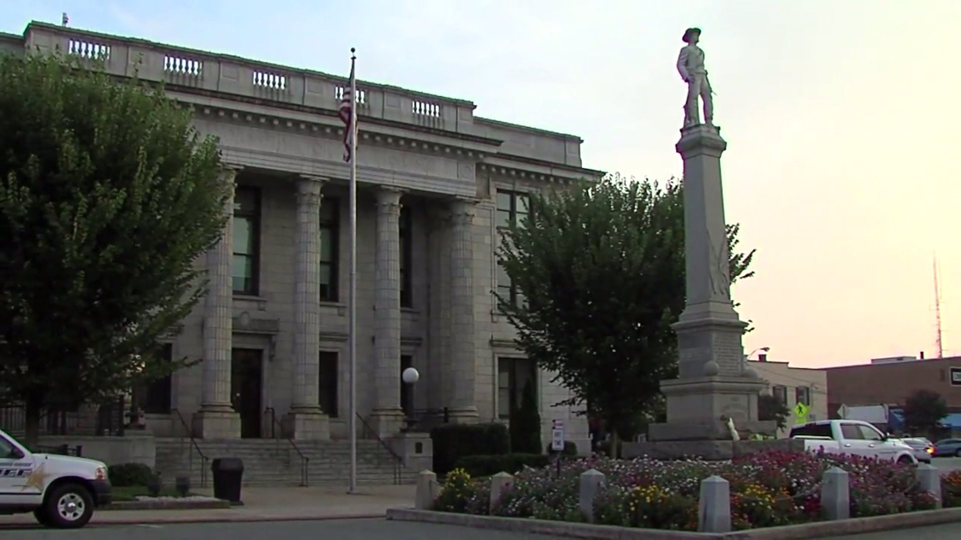 Alamance County Courthouse in Graham (WGHP file photo)