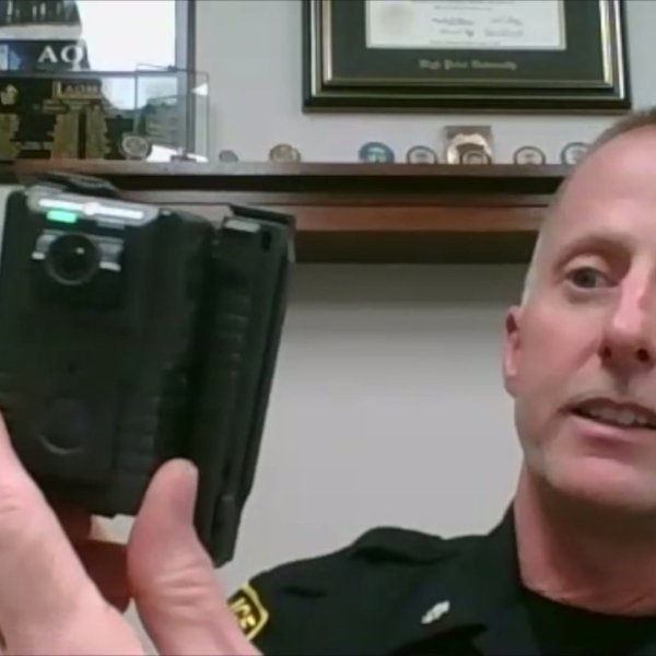 Asheboro police equipping all officers with bodycams