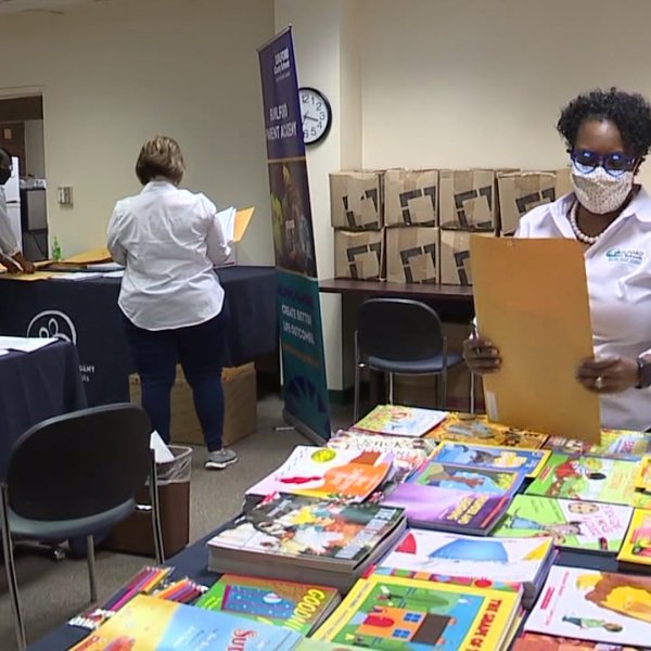 Guilford Parent Academy begins mailing books to students' homes to keep up summer learning through the pandemic