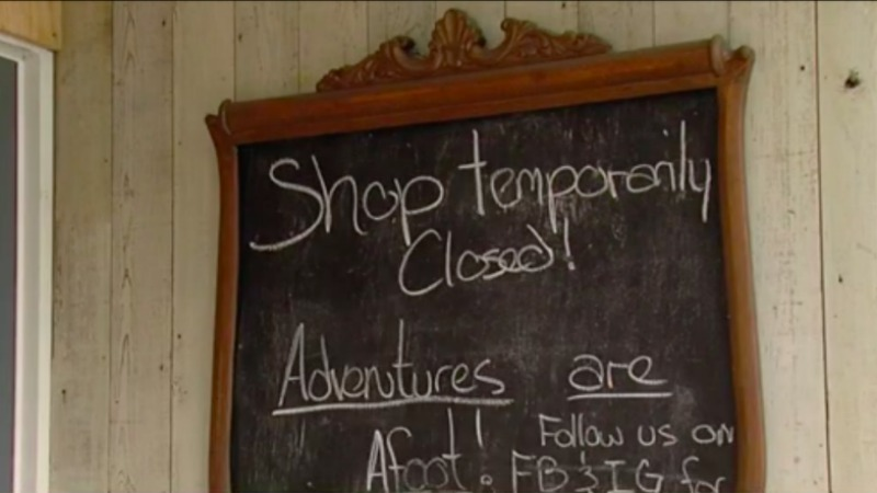 Business owners struggling after 4 months of closures in downtown Thomasville