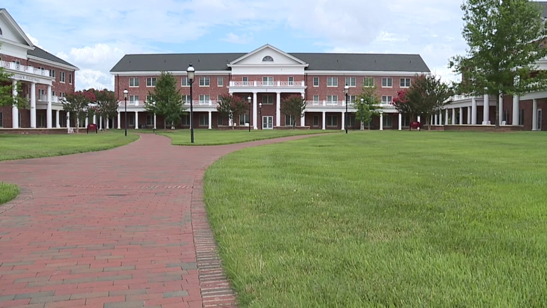 William Harper's name removed from Elon University residence hall over ties to racism