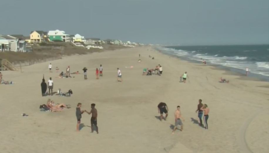 Emerald Isle in a file photo from WNCT