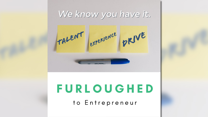 Furloughed to Entrepreneur program to help people turn ideas into businesses in Greensboro