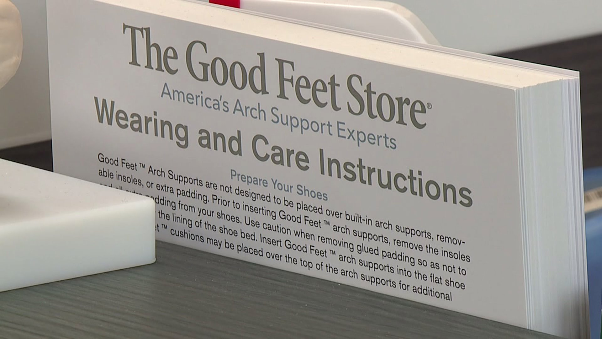 Small Business Spotlight: The Good Feet Store