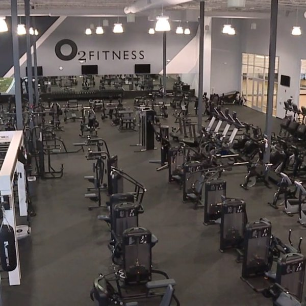 Group pushes for safe reopening of gyms in North Carolina