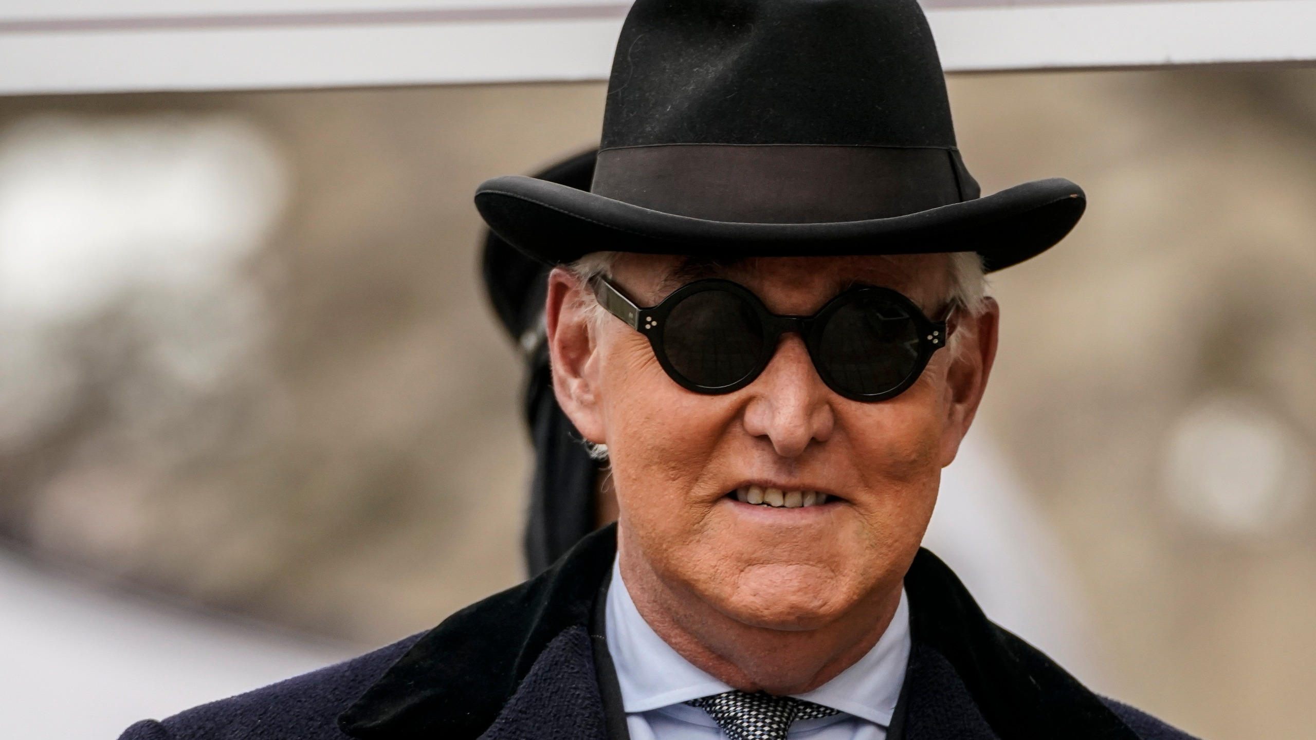 Roger Stone (Photo by Drew Angerer/Getty Images)