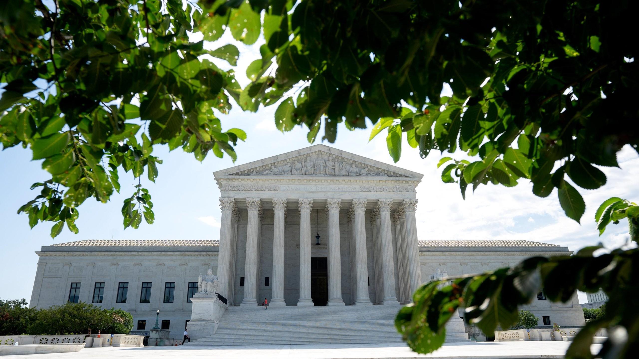 U.S. Supreme Court (Photo by Stefani Reynolds/Getty Images)
