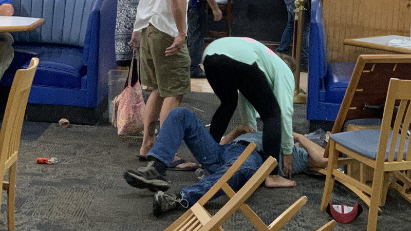 Man seriously injured in assault at Lexington restaurant (Photo: Caron Myers)