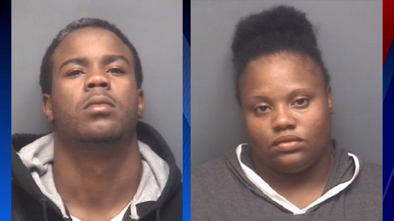 Joshua Lee Spears and Terria Nicole Barnes