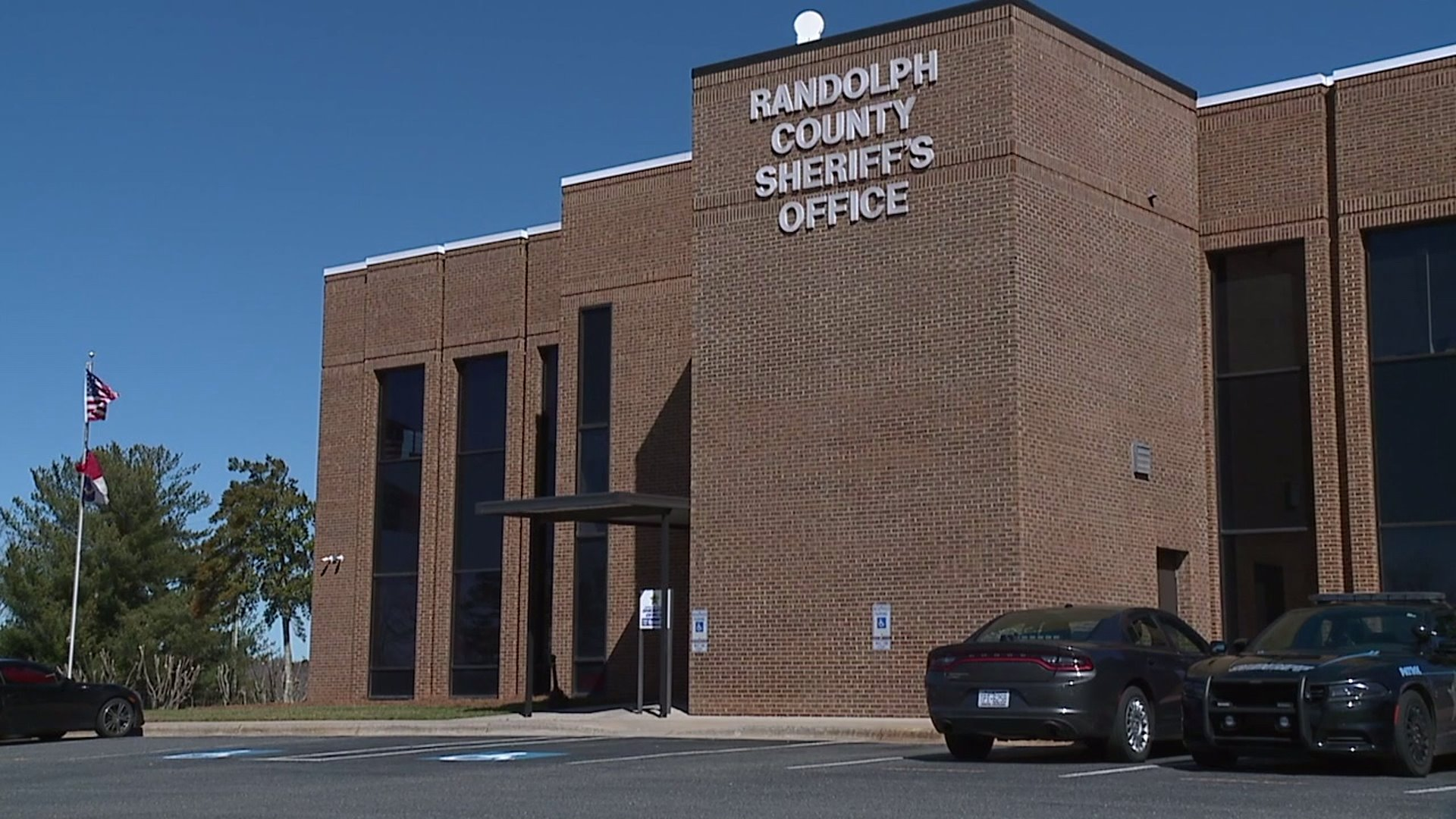 Randolph County Sheriff's Office (WGHP file photo)