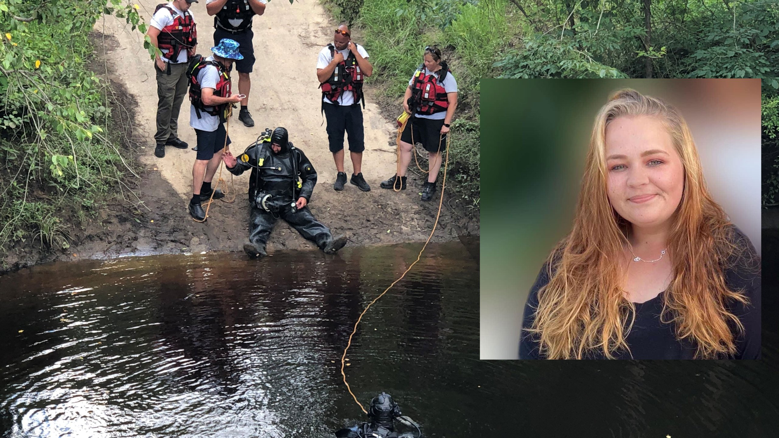 Crews continue search for NC mother of 2 who went missing in June