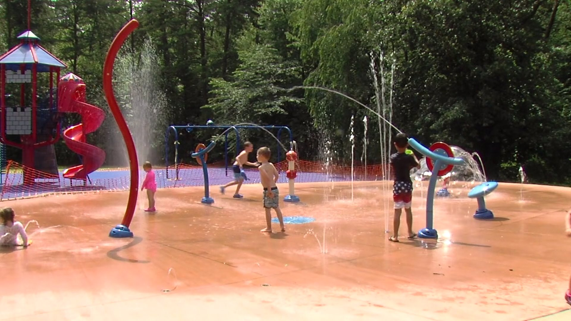 Pools and splash pads open for the season in Winston-Salem