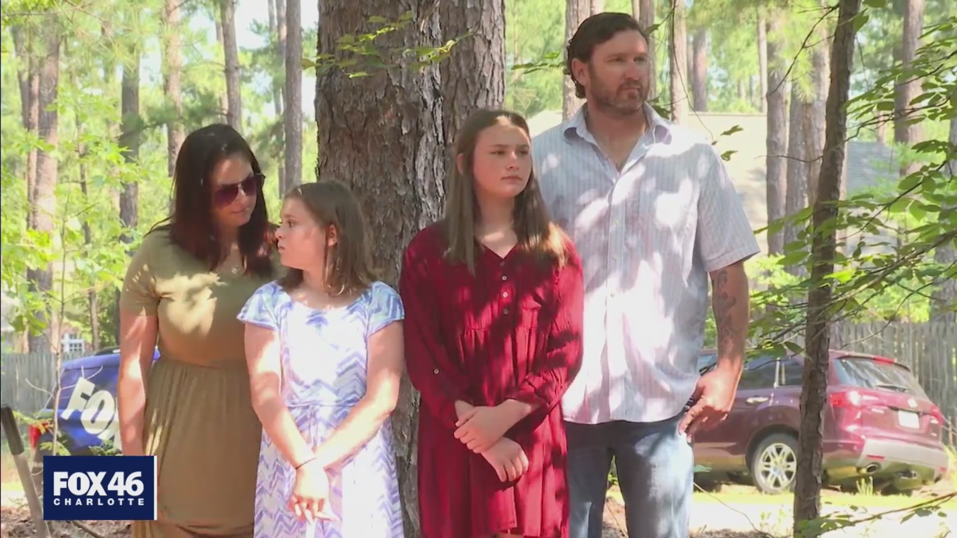 NC Green Beret with terminal cancer who fought for law change gifted new home