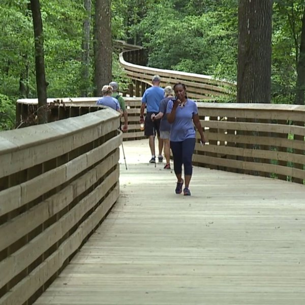 Destination Vacation: 23 miles of hiking trails await across the beautiful Piedmont Environmental Center (WGHP)