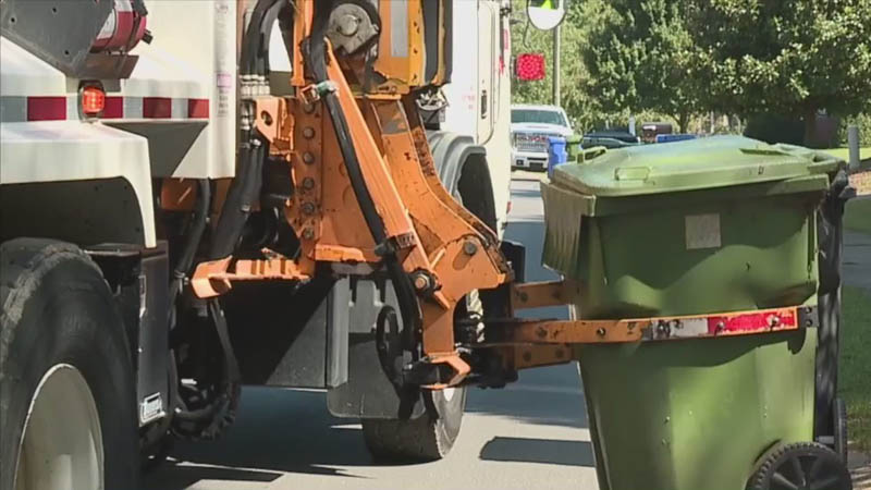 Kernersville reminds residents to follow the trash rules