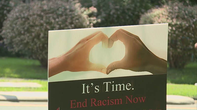 Triad churches work to end racism with 'Let's Talk Race' partnership