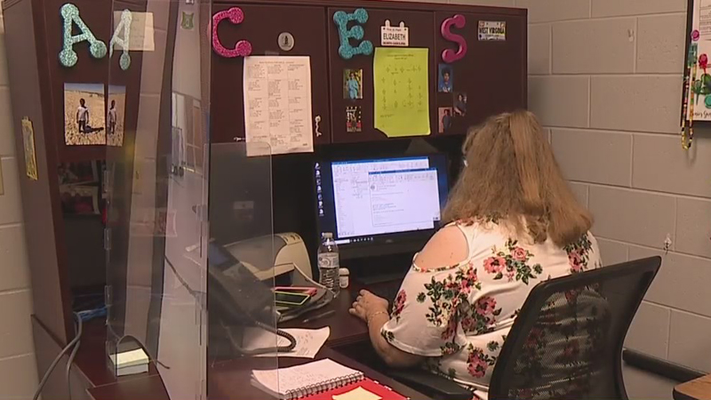 Guilford County ACES employees transition into new roles