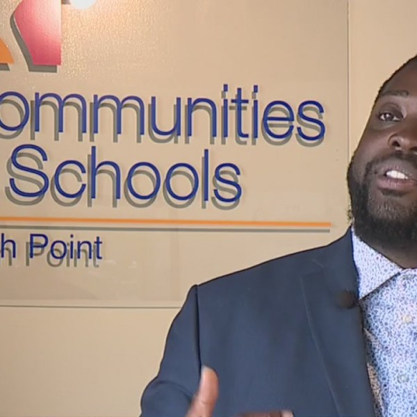 Communities in Schools of High Point works to help kids all across the Piedmont