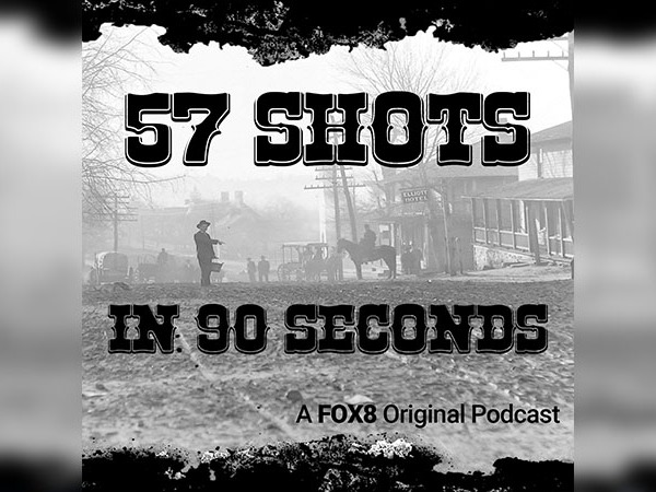 57 Shots in 90 Seconds podcast