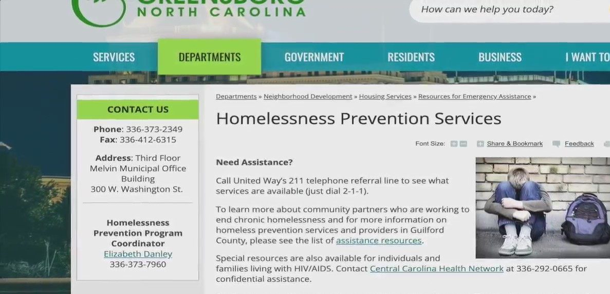 2 new programs launched in Greensboro to help families pay rent, utilities, mortgages