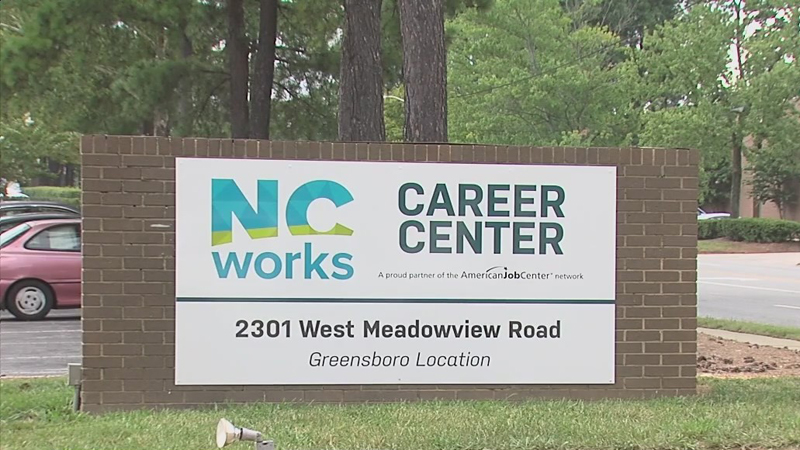 GTCC and NCWorks host Workforce Recovery Program