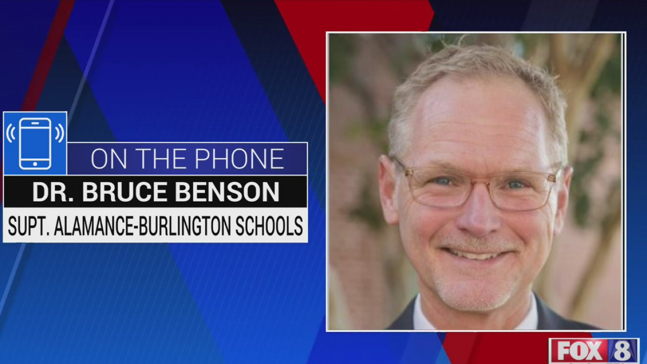 Alamance-Burlington School System superintendent answers questions about reopening plan