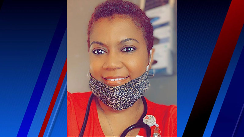 FOX8 Highlighting Heroes: Trikena Simmons, LPN for Pinehurst Surgical Center