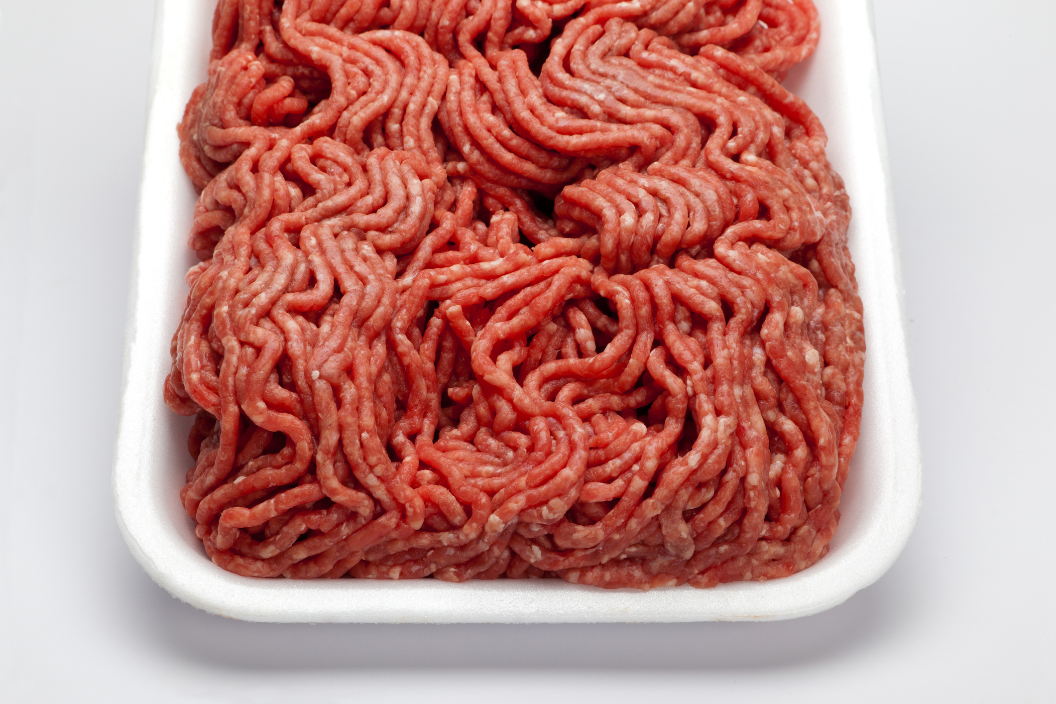 Ground beef (Getty Images)
