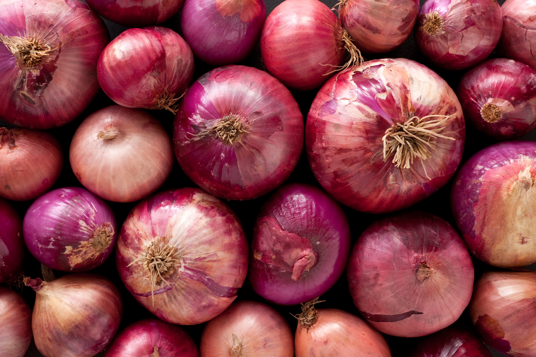 red onions (Getty Images)