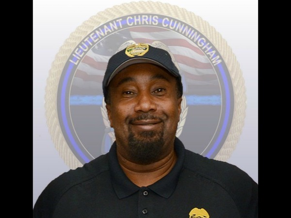 Lt. Chris Cunningham (Jacksonville Sheriff's Office)