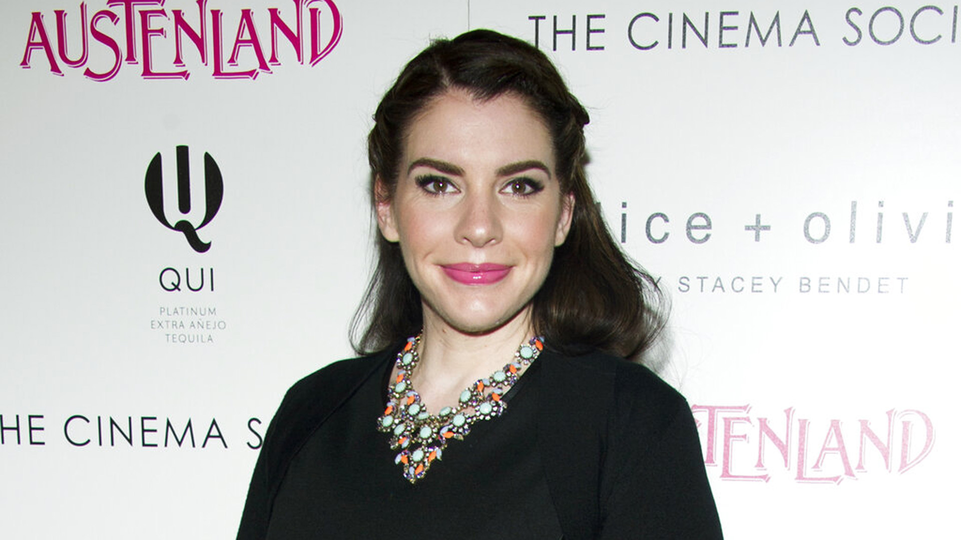 """FILE - Stephenie Meyer attends a screening of Sony PIctures Classics' """"Austenland"""" on Aug. 12, 2013 in New York. Meyer is planning at least two more books in her mega-selling vampire series """"Twilight Saga"""" she said during a recent promotional event. Meanwhile, the author's long-awaited """"Midnight Sun"""" sold more than 1 million copies in its first week, Little, Brown Books for Young Readers announced Thursday. (Photo by Charles Sykes/Invision/AP, FIle)"""