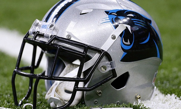 Carolina Panthers helmet (Photo by Jonathan Bachman/Getty Images)