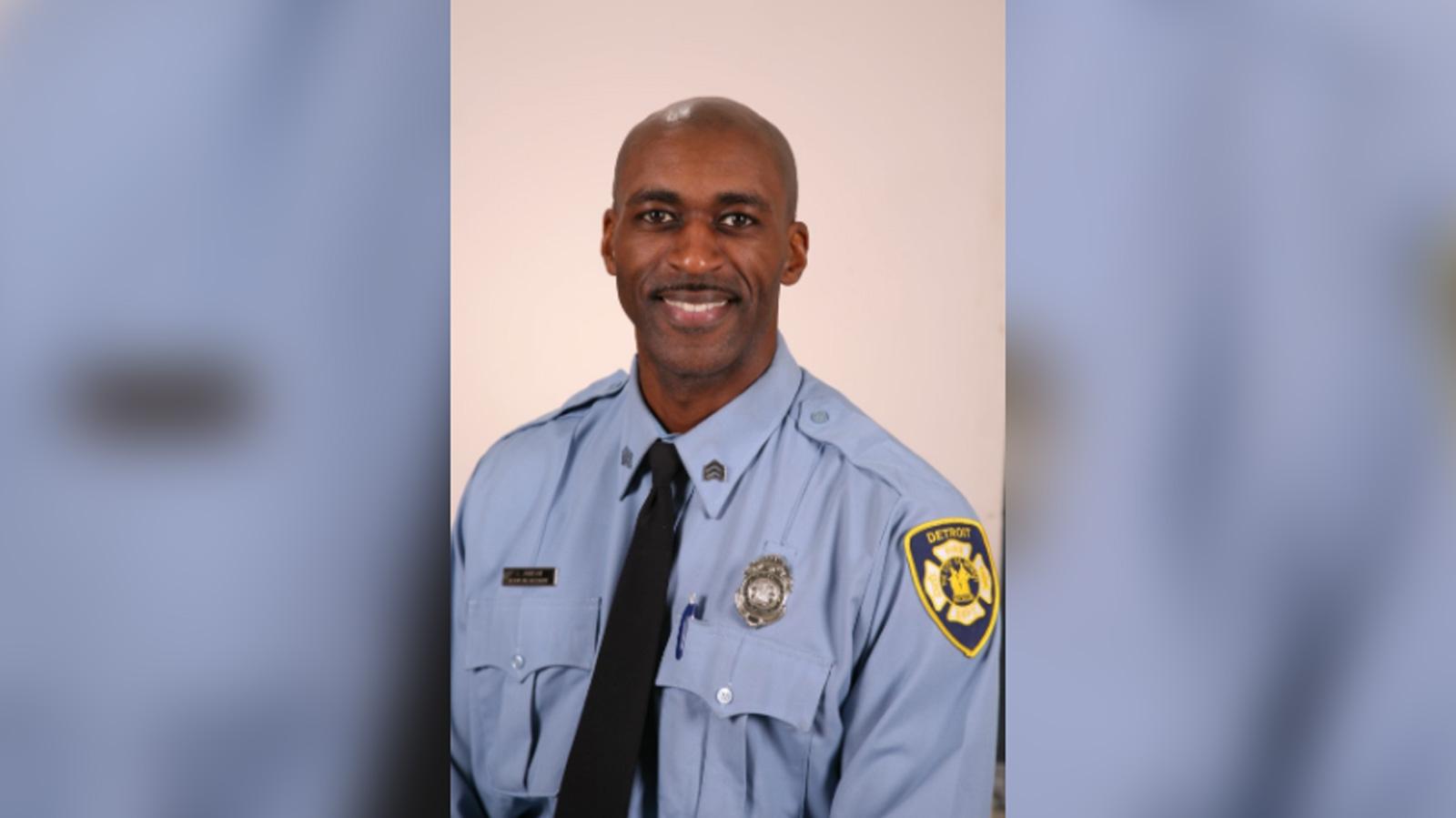 Sgt. Sivad Johnson
