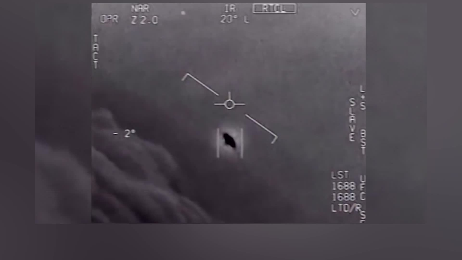The Pentagon is forming a new task force to investigate UFOs that have been observed by US military aircraft, according to two defense officials. Credit: Defense Department