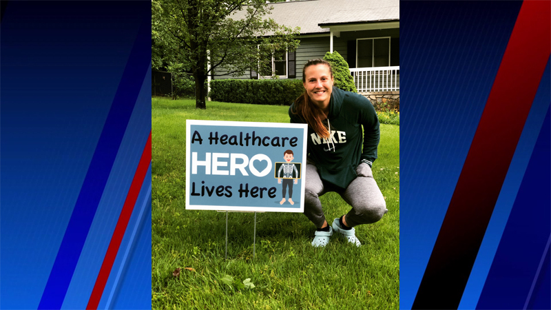 FOX8 Highlighting Heroes: Laycee Baughman, Lexington Medical Center