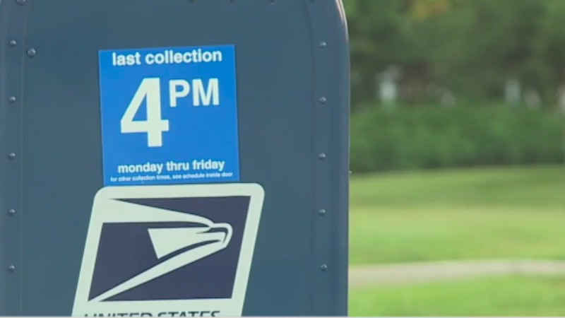 Mail delays hurting local small business owners