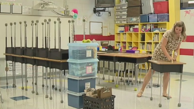 Local parents, teachers discuss challenges they face ahead of new school year