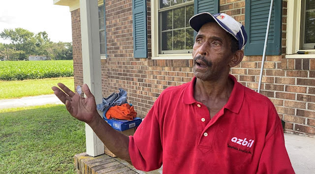 North Carolina survivor of Hurricane Isaias recounts tornado